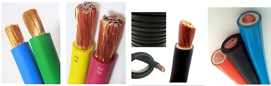 Huadong high-quality 4 gauge welding cable