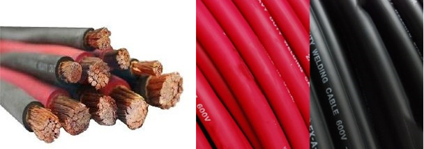 low price 6-gauge-welding-cable-for-sale