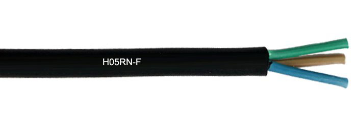 H05RN-F cable free sample