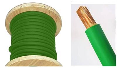 green welding cable 2
