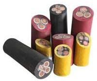 rubber insulated cable