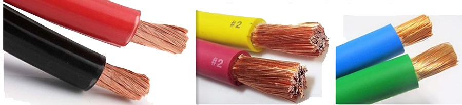 Huadong welding cable with free sample