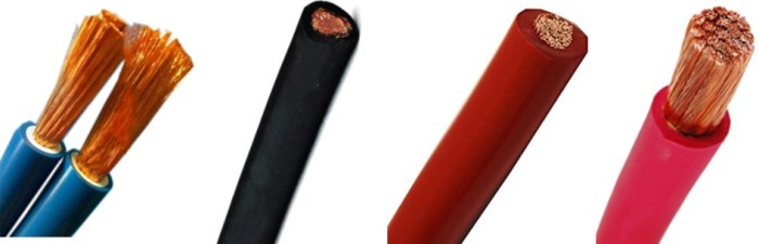 8 awg welding cable