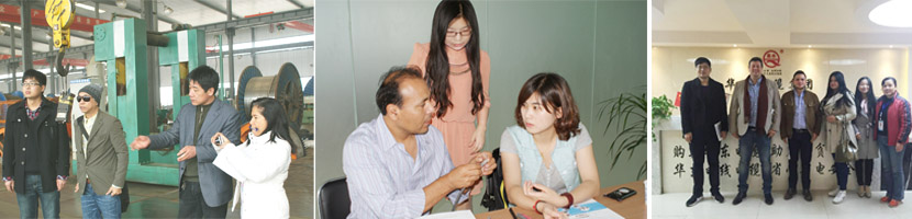 huadong cable group customer case