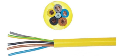 silicone rubber cable for sales